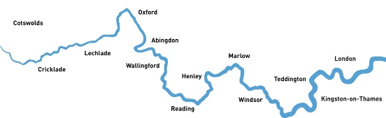 Facts About The River Thames Useful Information