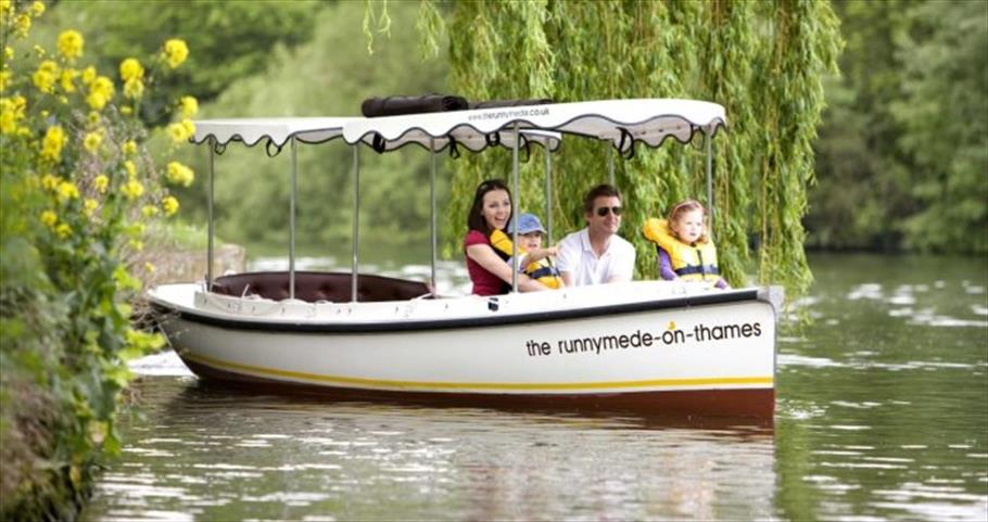 Runnymede boat and picnic
