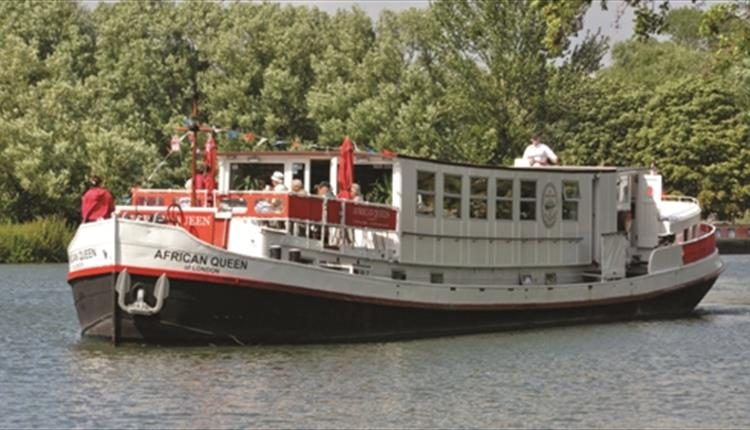 Thames Cruise aboard the African Queen