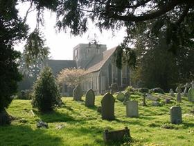 All Saints Church Faringdon