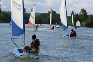 Bisham Abbey Sailing