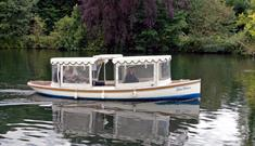 Silent Waters, boating with the Compleat Angler, River Thames