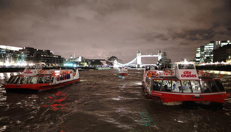 City Cruises Christmas Boat Party
