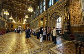 Houses of Parliament audio and guided tours