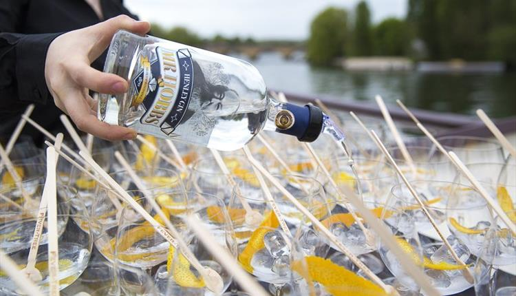 Hobbs of Henley Gin and Fizz Cruise