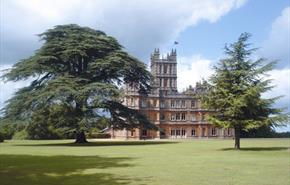 Highclere Castle and Gardens
