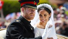 A Royal Wedding: The Duke and Duchess of Sussex