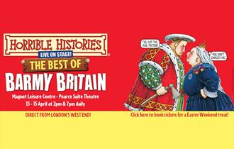 The Best of Barmy Britain - Horrible Histories