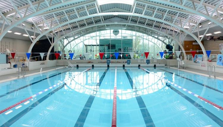 Windsor Leisure Centre pool