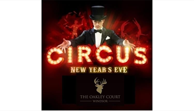 New Year's Eve Gala Ball at Oakley Court