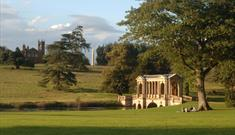 Summer at Stowe Landscape Gardens