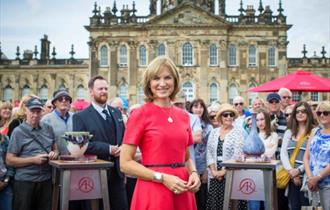 BBC One's Antiques Roadshow at Stonor
