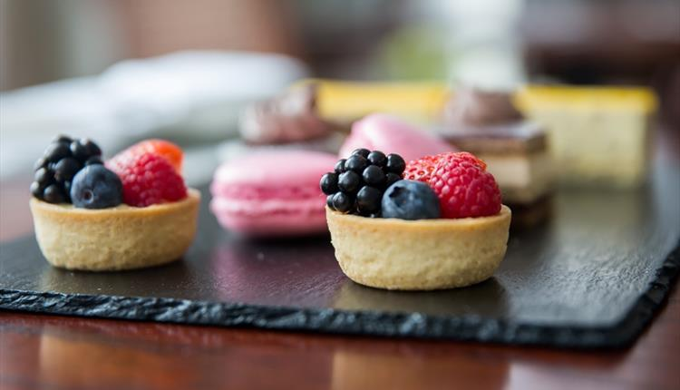Celebrate Afternoon Tea Week at Danesfield House Hotel and Spa