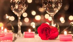 Valentine's Day at Sir Christopher Wren Hotel