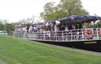 Public Jazz cruise with Salters Steamers