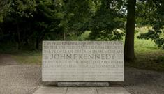 John F Kennedy Memorial Runnymede ©National Trust Images/John Millar
