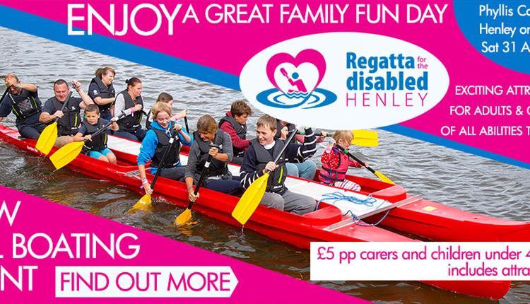 Regatta for the Disabled