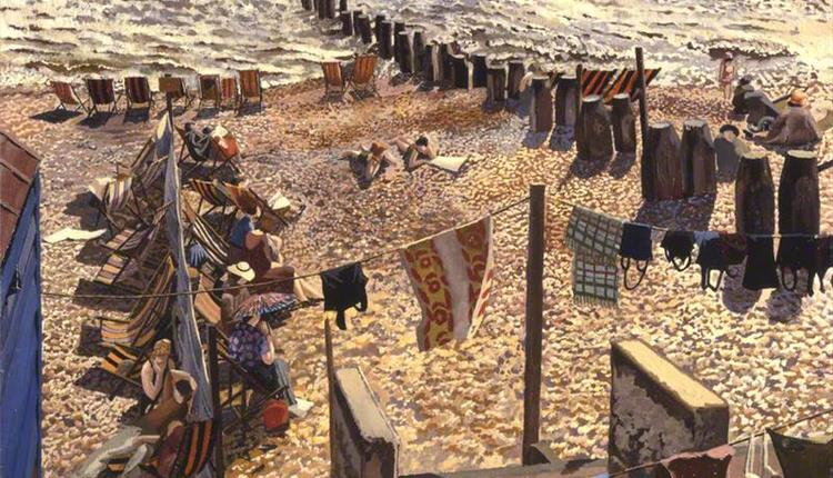 The Creative Genius of Stanley Spencer